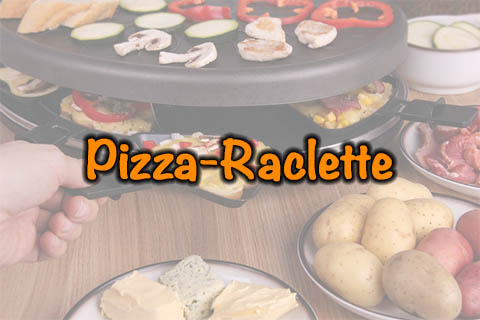 Pizza-Raclette