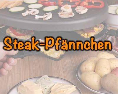 Steak-Pfännchen