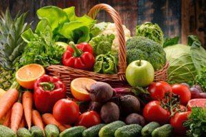 Vegetarisches und veganes Raclette